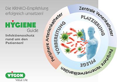 Cover-Krinko-hygiene-guide auf sichere medizinprodukte